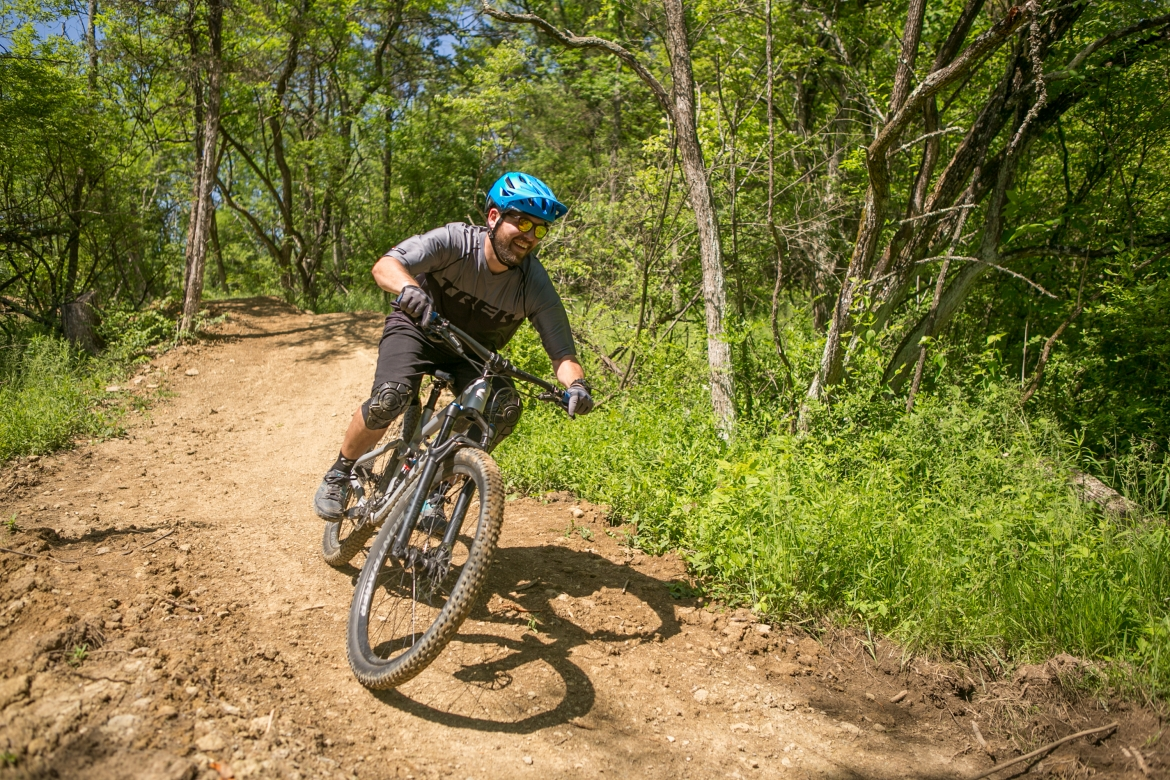 Lebanon Bike Park Trails